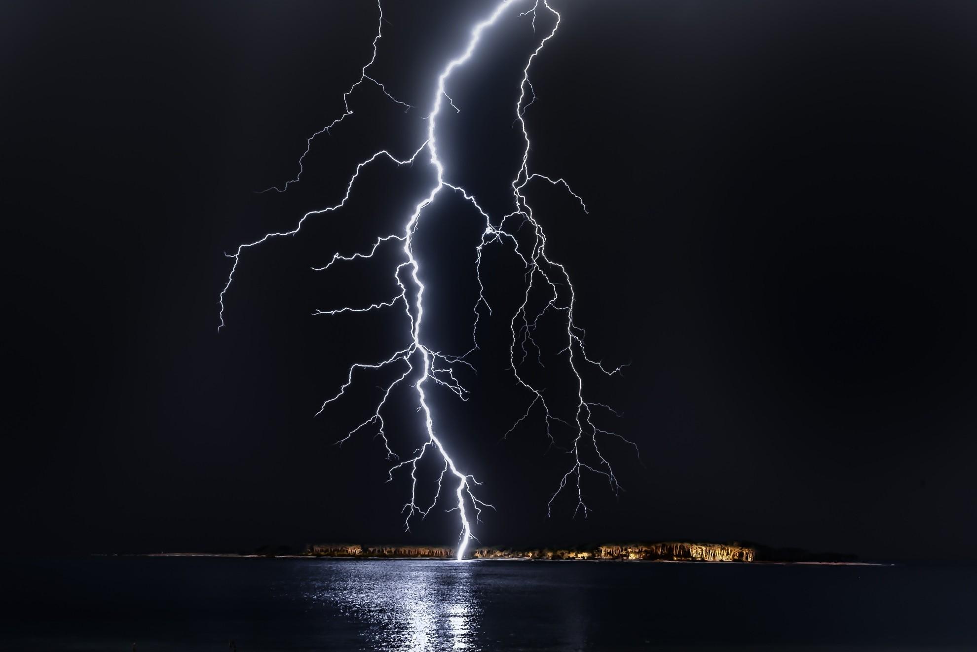 Safeguard from Lightning Strikes Image